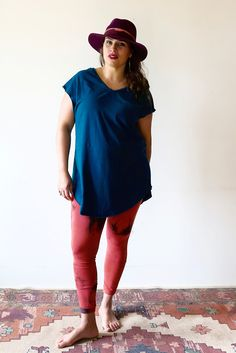 Adorn yourself in beauty. Hand dyed, natural clothing designed to honour the Goddess you are, and the Earth you adore. Natural Clothing, Handmade Dresses, Shirt Dress, T Shirt, Deer, Clothes, Beauty, Design, Fashion