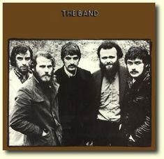 THE band. dylans band....levon helm and robbie robertson remain my favorties. even named my cat 'levon'