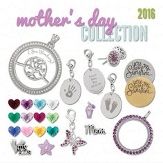 30 days until Mother's Day! Give the special mothers in your life the perfect gift this year! Tell their unique stories with an Origami Owl Living Locket!  Need help creating the perfect design? Message me! I offer FREE virtual previews so you have a good idea of what it will look like all put together.  #MothersDay #GiftIdeas #ForHer #Mother #Mom #Mama #Mommy #Mummy #Mother #MomLife #Grandmother #Grandma #Nana #Sister #Aunt #Aunty #Girlfriend #Ladies #Baby #Babies #Swarovksi…