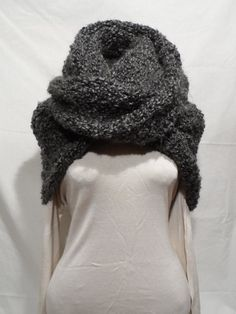 Boucle Infinity..........Chunky Infinity by nouveauvintageltd