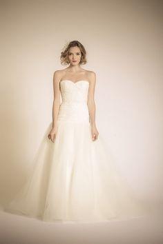 Amy Kuschel Bridal Gown Style - Zora
