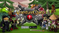 Battle Gems (AdventureQuest) APK v1.2.10 (Mod)- Android game - Android MOD Game