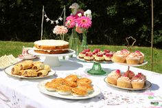 Photo 1 of 18: Pretty Summer Picnic / Tea Party Picnic High Tea Party | Catch My Par ty