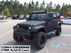 2015 Jeep Wrangler Unlimited Rocky Ridge Stealth Lifted