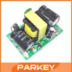 5PCS AC-DC Buck Converter Power Adapter AC 85 ~ 265V to DC 5V Switching Power Module 3.5W 700mA LED Lighting Power #210005
