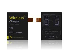You can get it at BoomDealer.com  Free Shipping!    Qi Wireless Charging Receiver Adaptor Coil for Samsung Galaxy Note2