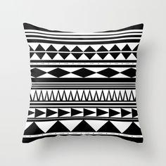 Tribal #5 Throw Pillow, cute pint!