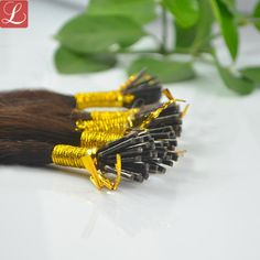 (Ad) Straight Stick Tip Keratin Human Hair Extensions Pre Bon… – Hair Extensions – hairtrends Micro Ring Hair Extensions, Best Human Hair Extensions, Dyed Blonde Hair, Brown Blonde Hair, Glamour Hair, Latest Hair Trends, Hair Shades, Brown Hair Colors, Brazilian Hair