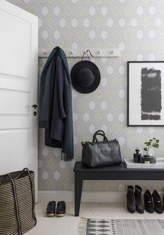 Decorama EASY UP 16 - Eco Wallpaper | Hallway