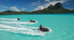 Jet Skiing I have never done and really really want to!!