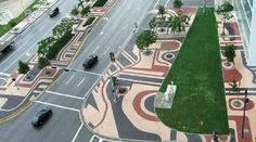 Brazilian Burle Marx Celebrated in Miami for his Streetscape Design - Passport Miami