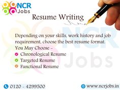 #Resume Writing #Tips #6.   www.ncrjobs.in