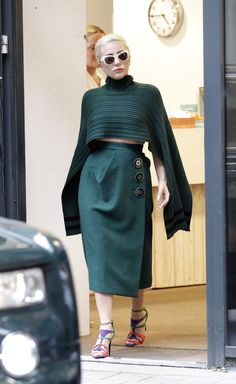 Gaga's Style Is Getting More Ladylike By the Day—Why the Singer's New Look Works