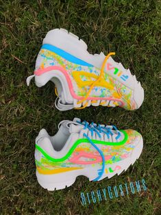 competitive price c0427 bb634 Image of RugSplat FILA DISRUPTOR II🍭🍼 Fila Disruptors, Nike Free, Air  Jordans