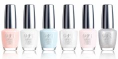 OPI Infinite Shine SoftShades Collection - nitrolicious.com