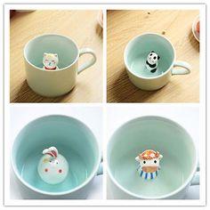 cutest animal mugs.