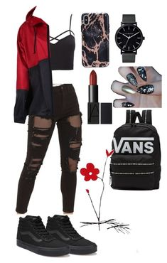 """""""❤️"""" by brianabeckette-1 ❤ liked on Polyvore featuring Topshop, Vans, Charlotte Russe, Columbia Sportswear and plus size clothing"""