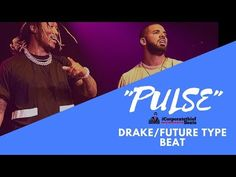 "Future x Drake Type Beat 2017 ""Pulse"" Trap / Dubstep Style Beat"
