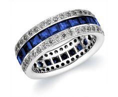 Custom Wedding Bands | Ring Style | Eternity Wedding Bands