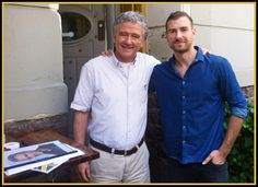 Kenneth Larsen and Patrick Duffy