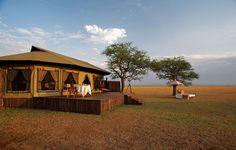 Singita Grumeti Reserves (Sasakwa Lodge, Sabora Tented Camp, Faru Faru Lodge) Serengeti National Park, Tanzania Rated No. 1 Hotel in the world 2011 Camping Glamping, Luxury Camping, Tanzania Safari, Serengeti National Park, Luxury Tents, Luxury Yachts, Game Reserve, Tours, Travel And Leisure