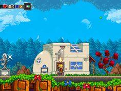 Iconoclasts, indie game, independent, alpha, platformer, 2-d scroller
