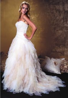 panina wedding dress!
