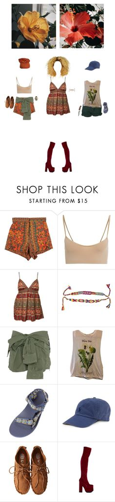 """""""skin and skin and skin"""" by vogelprinz ❤ liked on Polyvore featuring StyleNanda, Hanro, Gathering Eye, Faith Connexion, Wrangler, Urban Outfitters, Teva, Polo Ralph Lauren, Jeffrey Campbell and Y.R.U."""