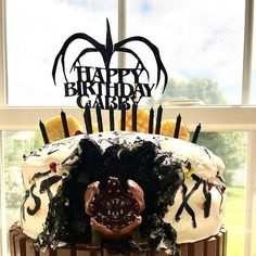 Chorizo cake fast and delicious - Clean Eating Snacks Stranger Things Dress, Stranger Things Monster, Stranger Things Theme, Stranger Things Halloween, Stranger Things Have Happened, Stranger Things Netflix, Fancy Cakes, Cute Cakes, Bmx Cake