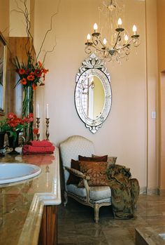 Sophisticated, elegant interiors in a century old Johannesburg mansion with large imposing rooms and impressive architectural detail. Elegant Interiors, Luxury Furniture, Interior Design, Humble Abode, Room, Interior, House Rooms, Home Decor, Furniture