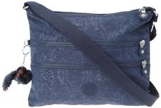 Kipling Women'S Alvar Shoulder Bag Summer Stripe 34