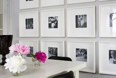Daily Design Delight: 10 Amazing Gallery Walls!