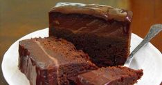Bianca prin bucatarie: Prajitura cu ciocolata in doua straturi