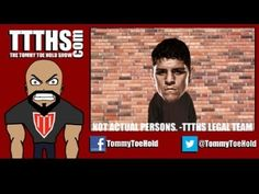 The Tommy Toe Hold Show: Episode 56 - NICK DIAZ WANTS RETIREMENT/REMATCH?!?!?  www.Facebook.com/McDojoLife