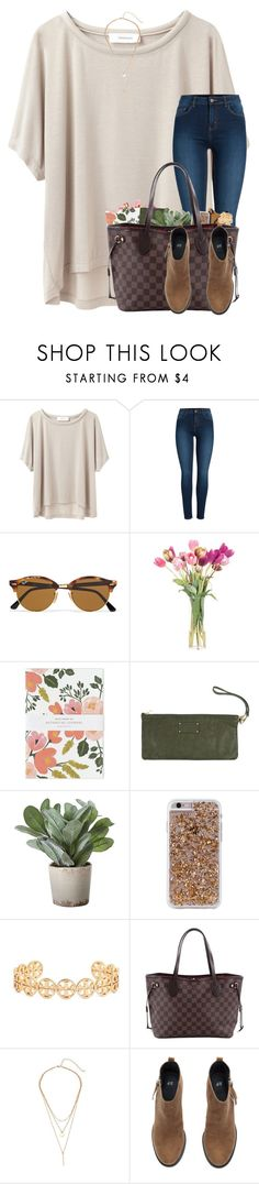 """I hate it when people ask you ""Do you have a bathroom?""  no we pee in the yard"" by preppyandperfect ❤ liked on Polyvore featuring Grey Line By Hussein Chalayan, Pieces, Ray-Ban, NDI, Rifle Paper Co, Beaumont Organic, Torre & Tagus, Case-Mate, Tory Burch and Louis Vuitton"