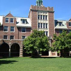 Wellesley College Quad