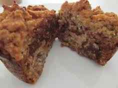 Healthy Banana Pumpkin Muffins | fitfortherun
