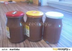 Jablečné povidla recept - TopRecepty.cz Mugs, Tableware, Dinnerware, Tumblers, Tablewares, Mug, Dishes, Place Settings, Cups