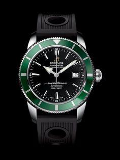 Superocean Héritage 42 - Versionen - Breitling - Instruments for Professionals Dream Watches, Luxury Watches, Cool Watches, Watches For Men, Breitling Superocean Heritage, Instruments, Herren Chronograph, Breitling Watches, Men Accessories