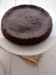 Bolo de mousse de chocolate - Receita