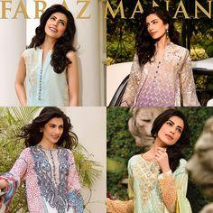 Faraz Manan | Crescent Eid Prints today at all the major retailers #Pakistan #India #Dubai #UK #farazmanan #crescent #eid #instastyle #potd #saturday #june #love #stunning @maliknadya @athershahzadofficial