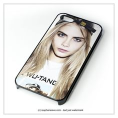 Cara Delevingne Fashion Model Star iPhone 4 4S 5 5S 5C 6 6 Plus , iPod 4 5 , Samsung Galaxy S3 S4 S5 Note 3 Note 4 , HTC One X M7 M8 Case