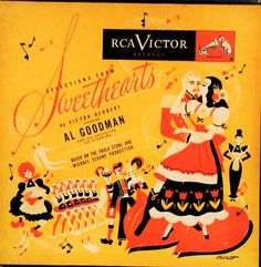Al Goodman And His Orchestra  Selections From by DorenesXXOO