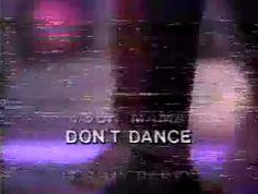 Glitchy Trashcanland Proclamation: DO NOT DANCE | via Tumblr