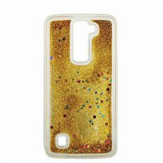 soft TPU Phone Case For LG K7 X210   LG K8 K350 Fashion Dynamic Liquid  Glitter 63819489f12d