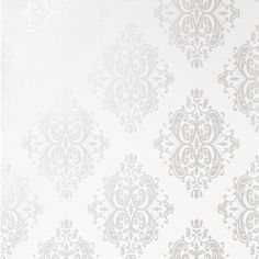 Tapet Duro Ballad Soaré Silver - Tapeter - Bygghemma.se Silver Wallpaper, Metallica, My Dream Home, Paint Colors, Tapestry, Colours, Painting, Inspiration, Home Decor