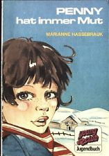 Penny a toujours courage young club Jugendbuch hassebrauk, Marianne: