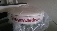 Raymarine Replacement Empty 24 Inch Radome Housing and Cover #Raymarine