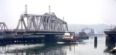 Historic Downtown Tacoma | Bridge, opened in 1913. the 1,748 foot steel truss