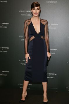 Paz Vega at Swarovski and Viktor & Rolf party, at the 67th Cannes Film Festival.